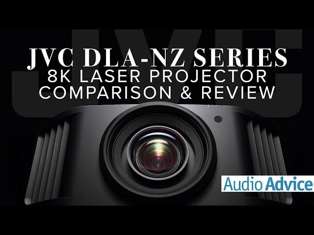 Video of JVC DLA-NZ9