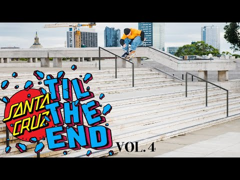 "preview image for Santa Cruz' ""Till the End"" Vol.4"