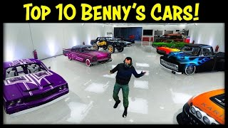 "TOP 10 ""BENNY"