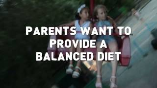 Fewer Calories – Happier Parents
