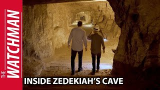 The Watchman Episode 135: Jerusalem Underground — Journey Deep Inside Zedekiah's Cave