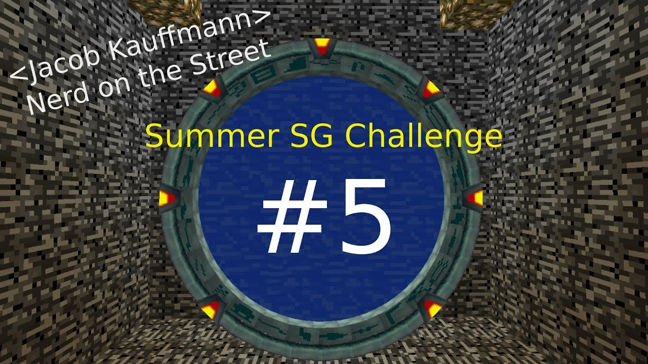 Episode 5 - Summer SG Challenge