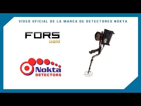 Detector de metales Nokta Fors Gold