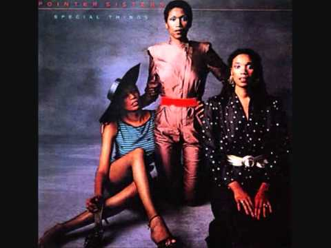Pointer Sisters  -  He's So Shy