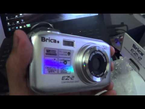 Unboxing & Review: Brica EZ-2 Digital Camera