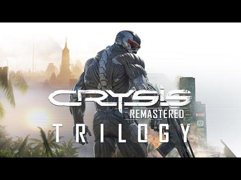 Official Teaser Trailer de Crysis Remastered Trilogy