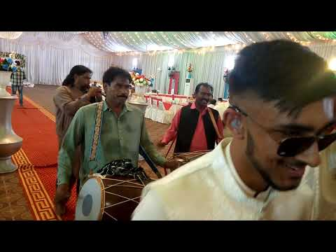 Muhammad ali dhol player 03009572577