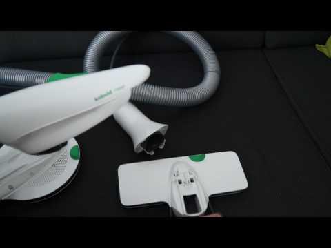 Vorwerk VK200 mit Kobold PB440 Elektro-Polsterbürste im Test