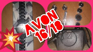 #AVON ✔БОМБИЧЕСКИЙ ЗАКАЗ ЭЙВОН 16/18 сумочка 🔥часы ⌚бижутерия 💍от Кензо Токадо 💋