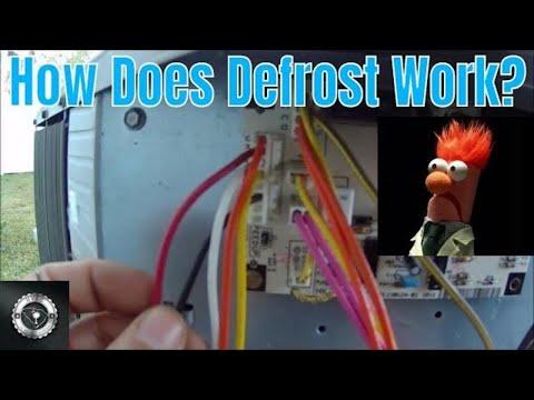 Time/Temperture Defrost Explained