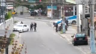 Tentativa de invasão frustrada em comunidade termina com cinco mortos pela PM em São Gonçalo
