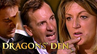 Xenophobe Disrespects All Dragons Within Minutes Of Pitch   Dragons' Den
