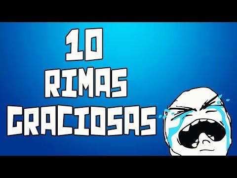 10 Rimas graciosas #7