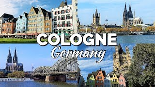 COLOGNE CITY TOUR / GERMANY