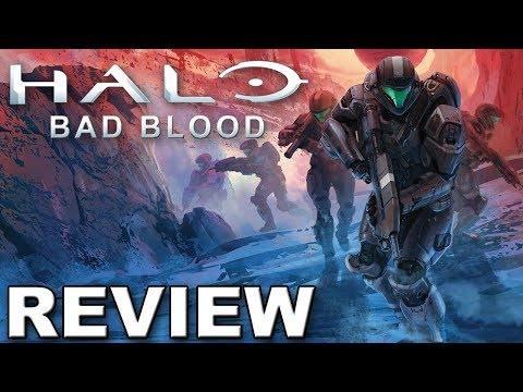 Halo: Bad Blood - Review/Summary