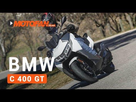 Vídeos de la BMW C 400 GT
