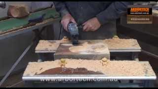 Arbortech MiniTURBO Woodcarving Blade  New Woodworking Product