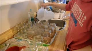 Canning pinto beans ( no soak method)