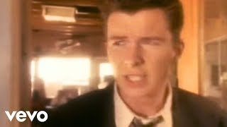 Rick Astley - Giving Up On Love (Official Video)