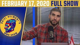 Jan Blachowicz, Tyson Fury, Dustin Poirier   Ariel Helwani's MMA Show (February 17, 2020)   ESPN MMA