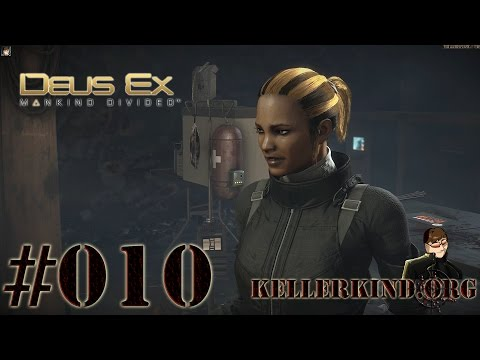 Deus Ex: Mankind Divided #010 - Wir wurden gehacked ★ Let's Play Mankind Divided [HD|60FPS]