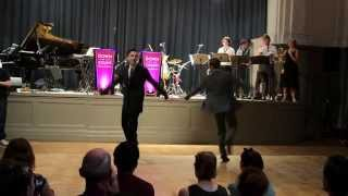 Ben and Simon - Jazz routine at Super Swing Pit
