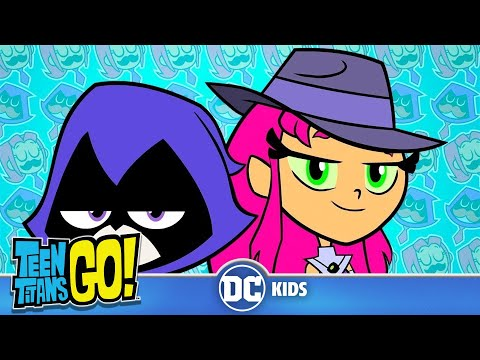 Teen Titans Go! | The Adventures Of Raven and Starfire | DC Kids