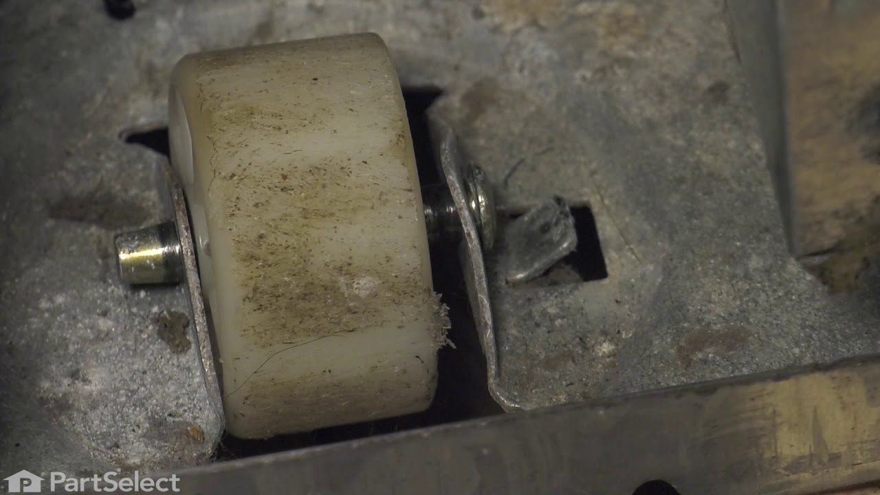 Replacing your Whirlpool Refrigerator ROLLER-CAB