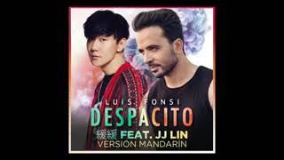 luis fonsi - despacito (mandarin version) ft. jj lin | despacito mandarin version