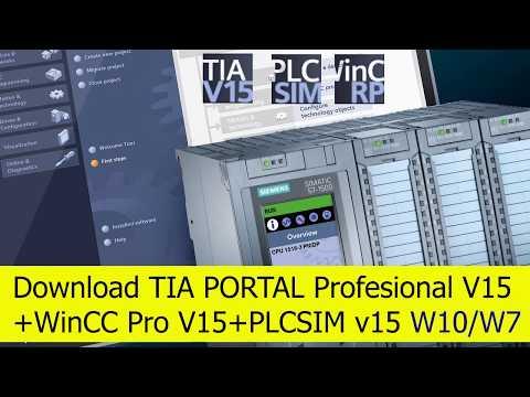 Descarga e Instalación de Tia Portal V15 + Licencia