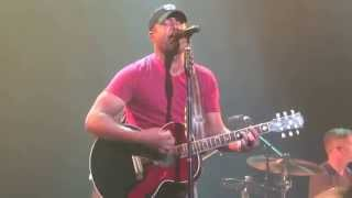 Darius Rucker - Don't Think I Don't Think About It (live)