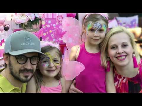 Как празднуют детские дни рождения в Канаде