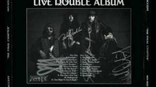 Accept - This one's for you live