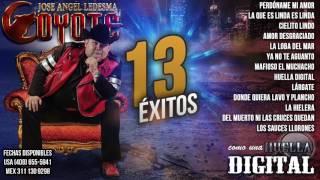 """El Coyote Y Su Banda 13 Exitos de """"Jose Angel Ledesma"""" - Las Meras Mejores"""