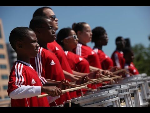 Wisconsin State Journal Interview for Black Star Drum Line