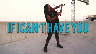 "DSharp   ""If I Can't Have You"" (Lit Violin Cover)   Shawn Mendes"