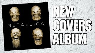 Upcoming Metallica covers album - new 'Garage Inc' | Andriy Vasylenko