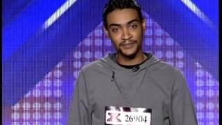 تجارب الاداء ابراهيم عبد العظيم - The X Factor 2013 تحميل MP3