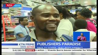 Publishers paradise as parents make last dash for school text books| KTN BUSINESS