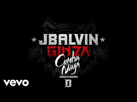 Ginza Cumbia (Audio) - J Balvin (Video)
