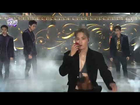 Download Exo Tempo Love Shot 2018 Kbs Song Festival mp3 song