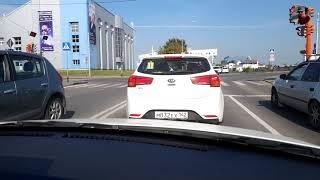 Обычные летние покатушки по Кемерово