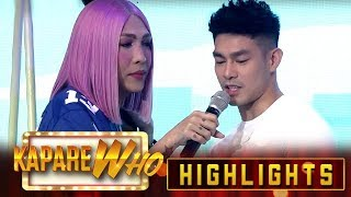 Ion admits being jealous over Vice and his friends | It's Showtime KapareWho