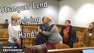 Never Talk to Strangers & Strangers Lend a Helping Hand!