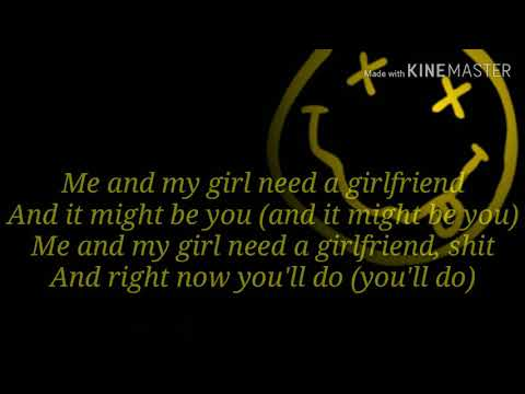 T-Pain ft. G-Eazy - Girlfriend (lyrics video)