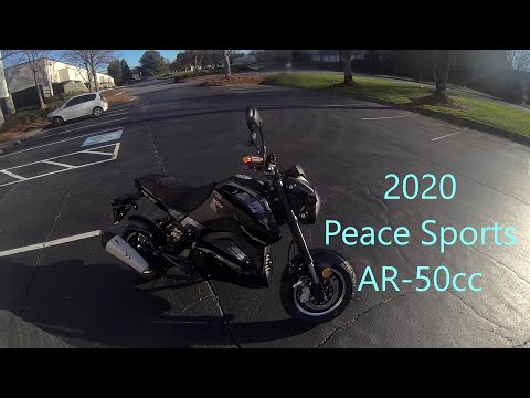 2020 Peace Sports  AR-50cc in Norcross, Georgia - Video 1