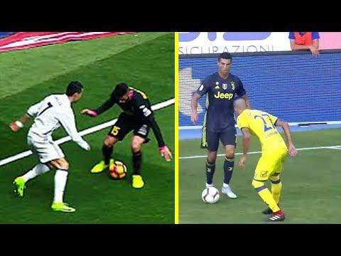 Cristiano Ronaldo Mejores Momentos - Habilidades, Jugadas, Dribles, Goles & Mas