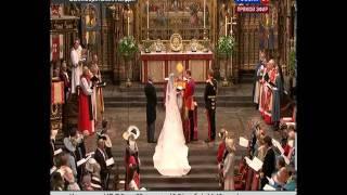 Свадьба принца Уильяма и Кейт Миддлтон 29 042011 ч1