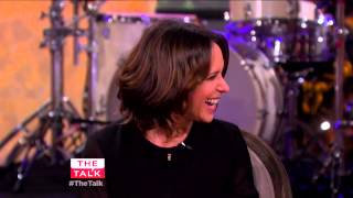 The Talk Jennifer Love Hewitt on Criminal Minds Season Premiere