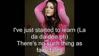 Jojo - fairy tales (with lyrics)